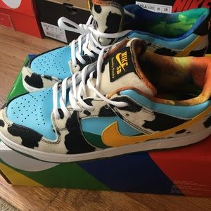 Nike SB dunk low Ben & jerry edition